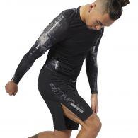 фото Спортивные шорты Reebok Combat MMA D96026