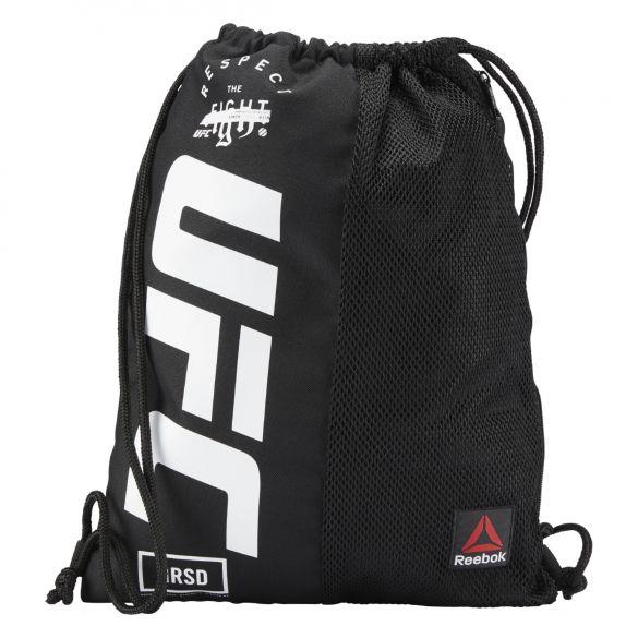 Спортивная сумка Reebok Ufc Gymsack CZ9903