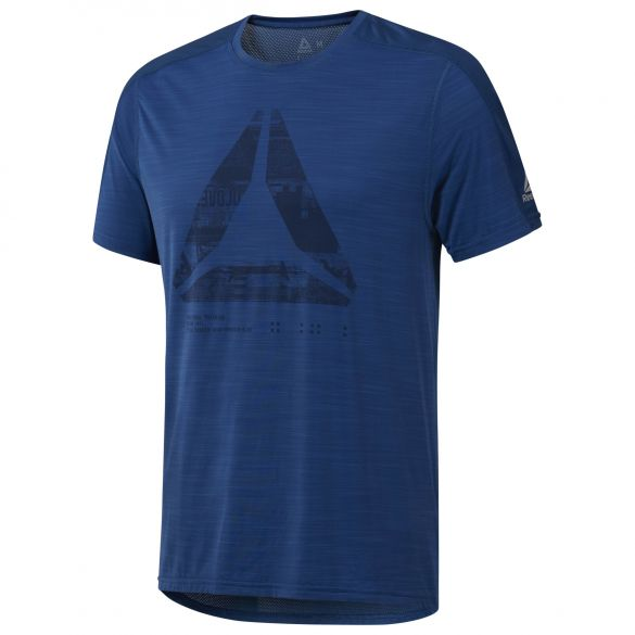 Спортивная футболка Reebok AC Graphic Move Tee D93810
