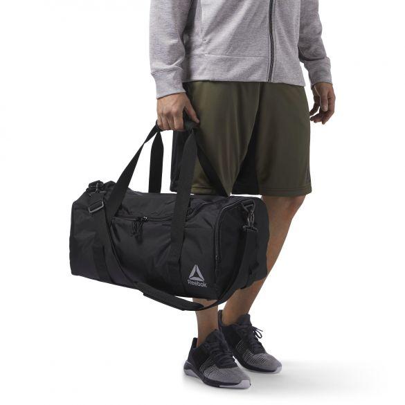 1755700df8fc Спортивная сумка Reebok Act Enh Work Duffle 20in CV5769 купить за ...