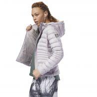 фото Женская куртка пуховик Reebok Od Bmbr Dwnlk Jckt D78687