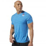 фото Мужская спортивная футболка Reebok Rc Activchill Tee G DM3976