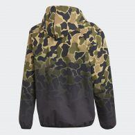 фото Мужская ветровка Adidas Camouflage CE1545