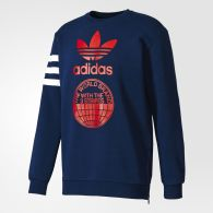 Мужской джемпер Adidas Street Graphic BP8916