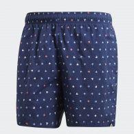 Мужские пляжные шорты Adidas Allover Print CV5124