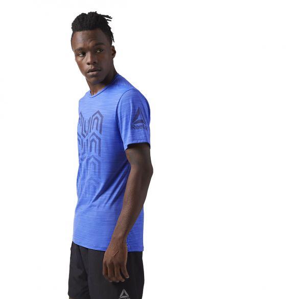Мужская беговая футболка Reebok Ss Ac Tee CW0468